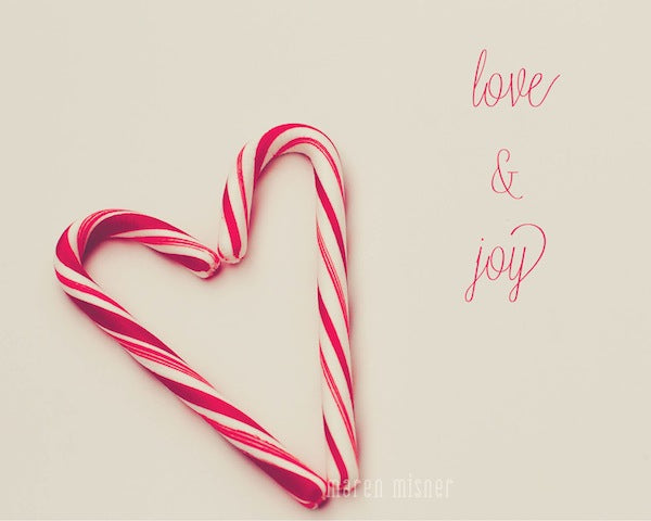 love and joy