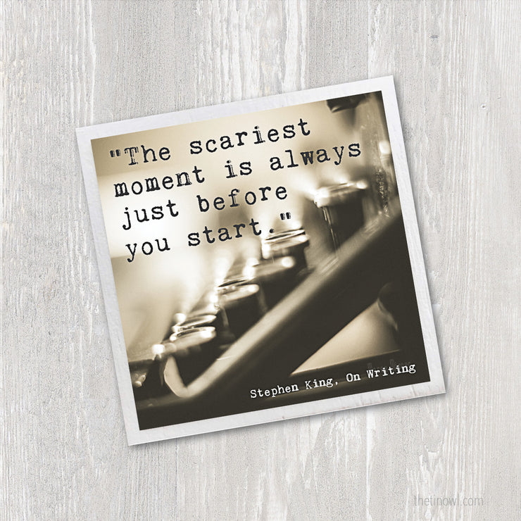 Magnet - The Scariest Moment Quote