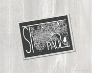 Magnet - St. Paul Map