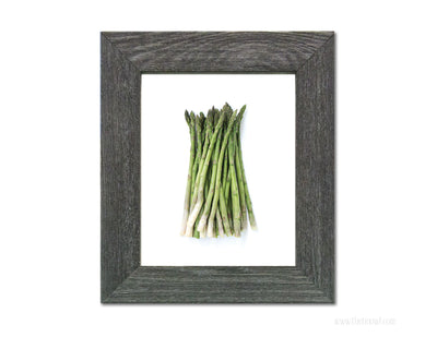 Asparagus Art | Food Photography