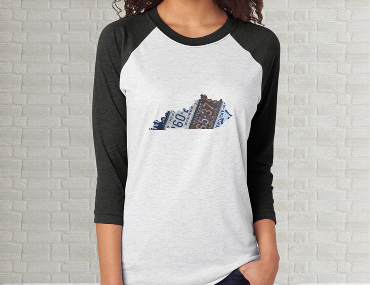Kentucky Raglan T-Shirt - Adult