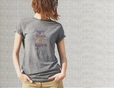 Alabama Vintage Home T-Shirt