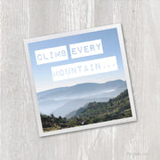 Magnet | Climb Every Mountain