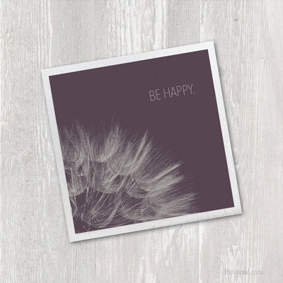 Magnet | Be Happy Dandelion