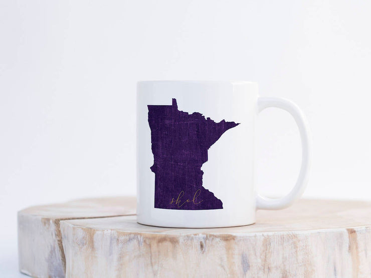 Coffee Mug - Skol Vikings Minnesota
