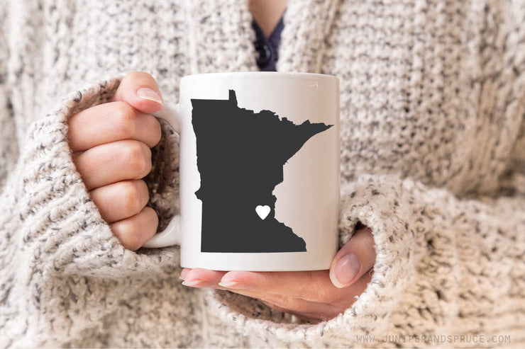 Coffee Mug - Minnesota Love