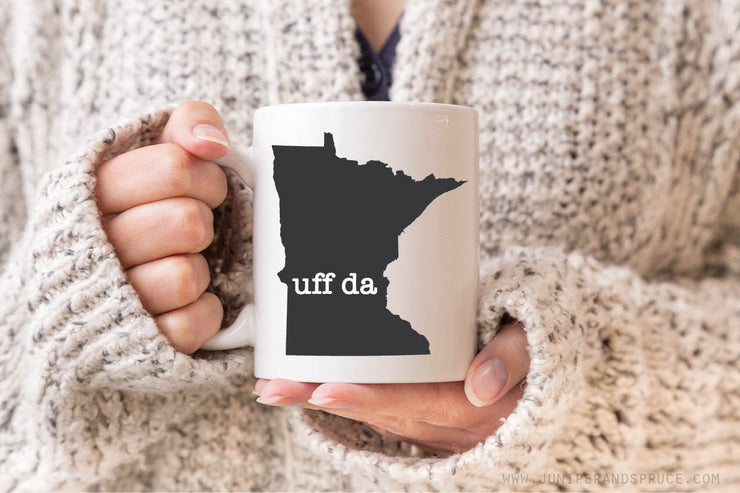 Coffee Mug - Minnesota Uff Da