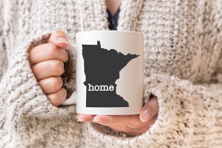 Coffee Mug - Minnesota Home