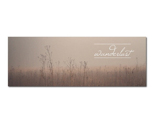 Bookmark - Wanderlust