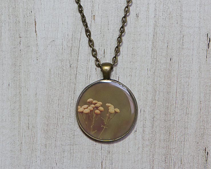 Necklace - Wildflowers