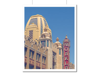 Urban Photography | Oakland Fox Theater Wall Art