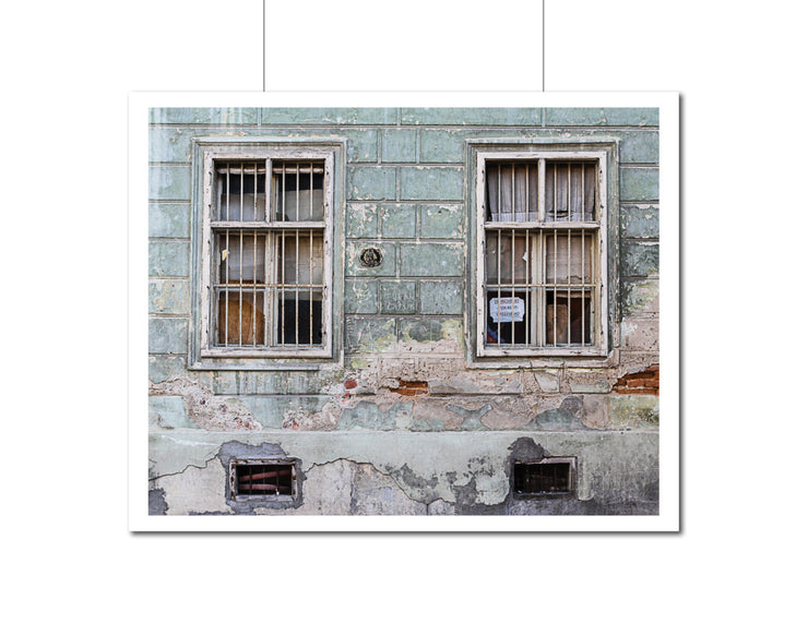 Urban Photography | Rustic Wall Art