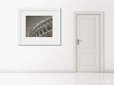 Rome Photograph | Italy Wall Art | Colosseum Photography