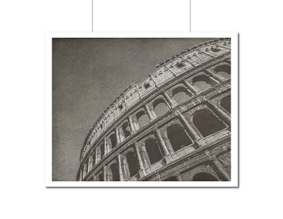 SALE - Rome Photograph | Italy Wall Art | Colosseum Photography