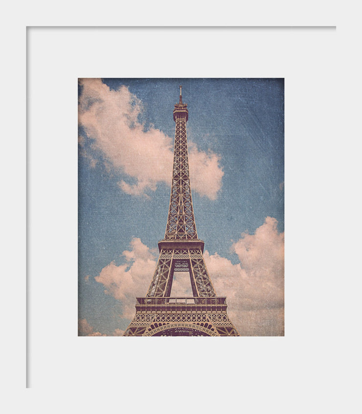 Eiffel Tower Photograph