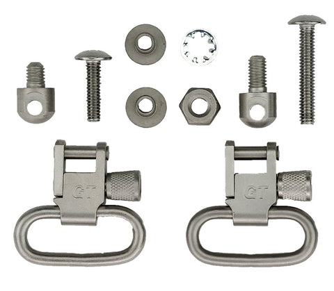 Ruger All-Weather Stock Locking Swivel Set - GTSW10
