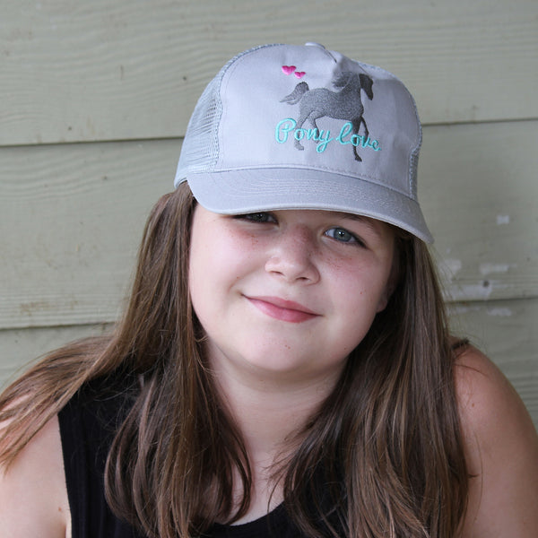 PONY LOVE Baseball hat