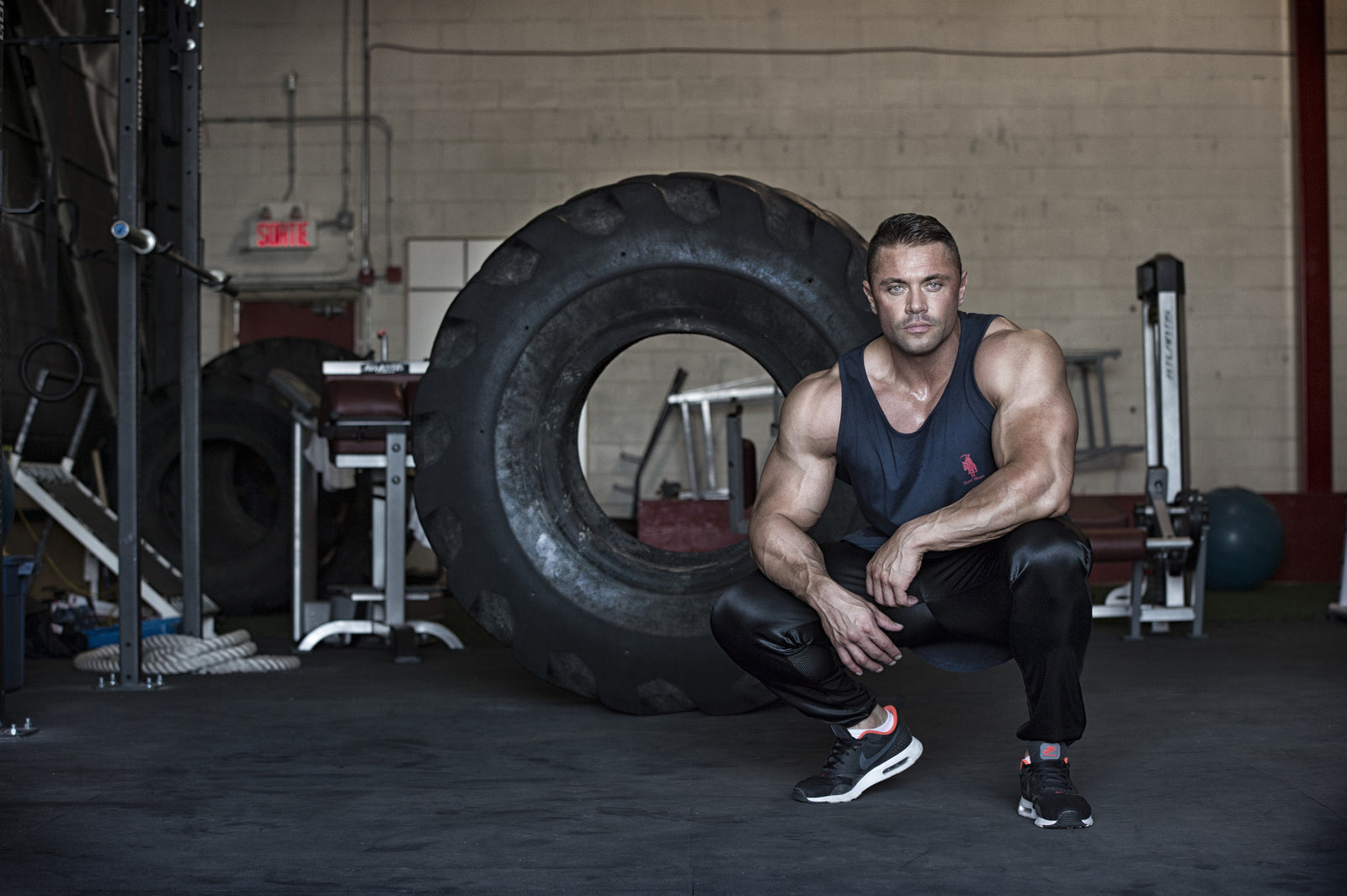 Born in Paris, France, entrepreneur, personal trainer, model and IFBB athlete; Jay Cellier is the kind of professional where everything he gets involved in becomes a success . His vision through fitness is only part of his world and that of excellence. A