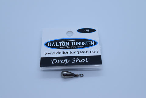 Tungsten Drop Shot Weights
