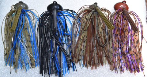 Tungsten Football Jig