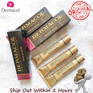 DERMACOL - BEST COVER UP EVER 14 COLORS