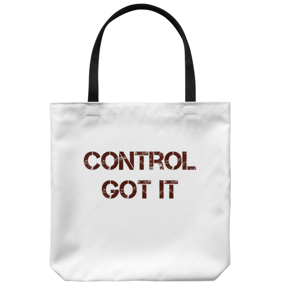 Got It Under Control Tote