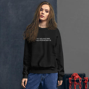 Possessive Nouns (Sweatshirt)