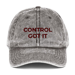 Got It Under Control Cap