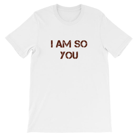 I Am So Over You (Classic T)