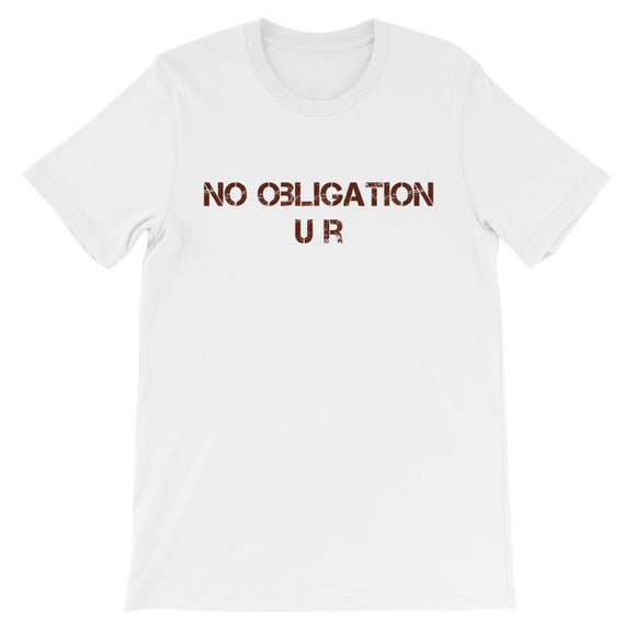 Under No Obligation (Classic T)