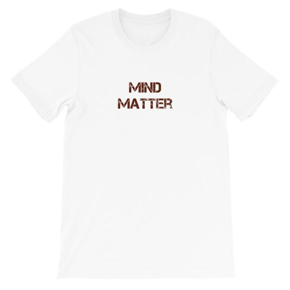 Mind Over Matter (Classic T)