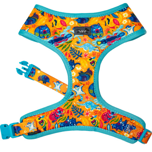 DOG HARNESS - Aussie Animals - Standard Dog Harness