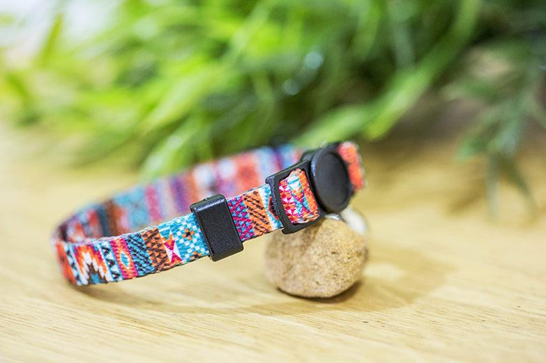 handmade cat collar