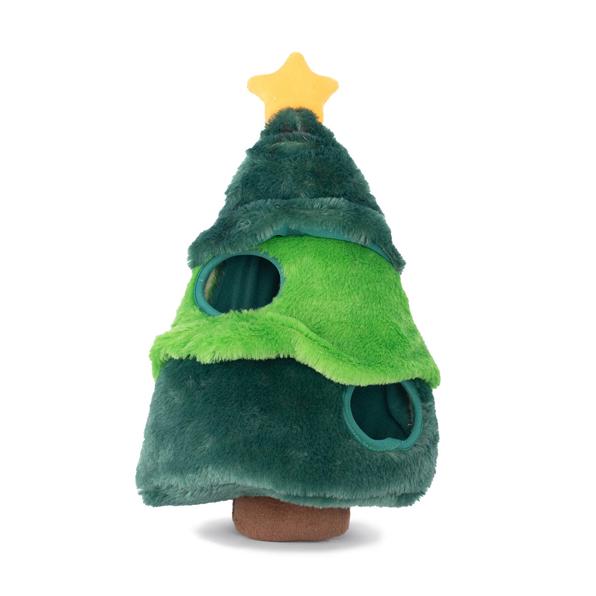 Holiday Burrow - Christmas Tree by Zippy Paws-Dizzy Dog Collars