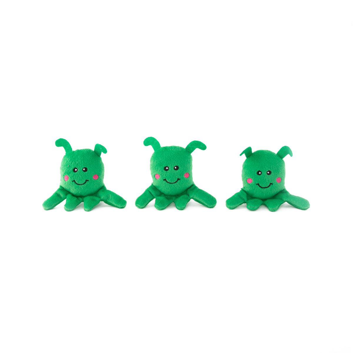 Zippy Burrows - Aliens in UFO-Toy-Dizzy Dog Collars