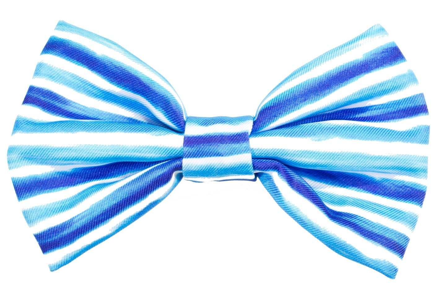 Artist Palette (Blue) Bow Tie - Small & Large-bow tie-Dizzy Dog Collars-Dizzy Dog Collars