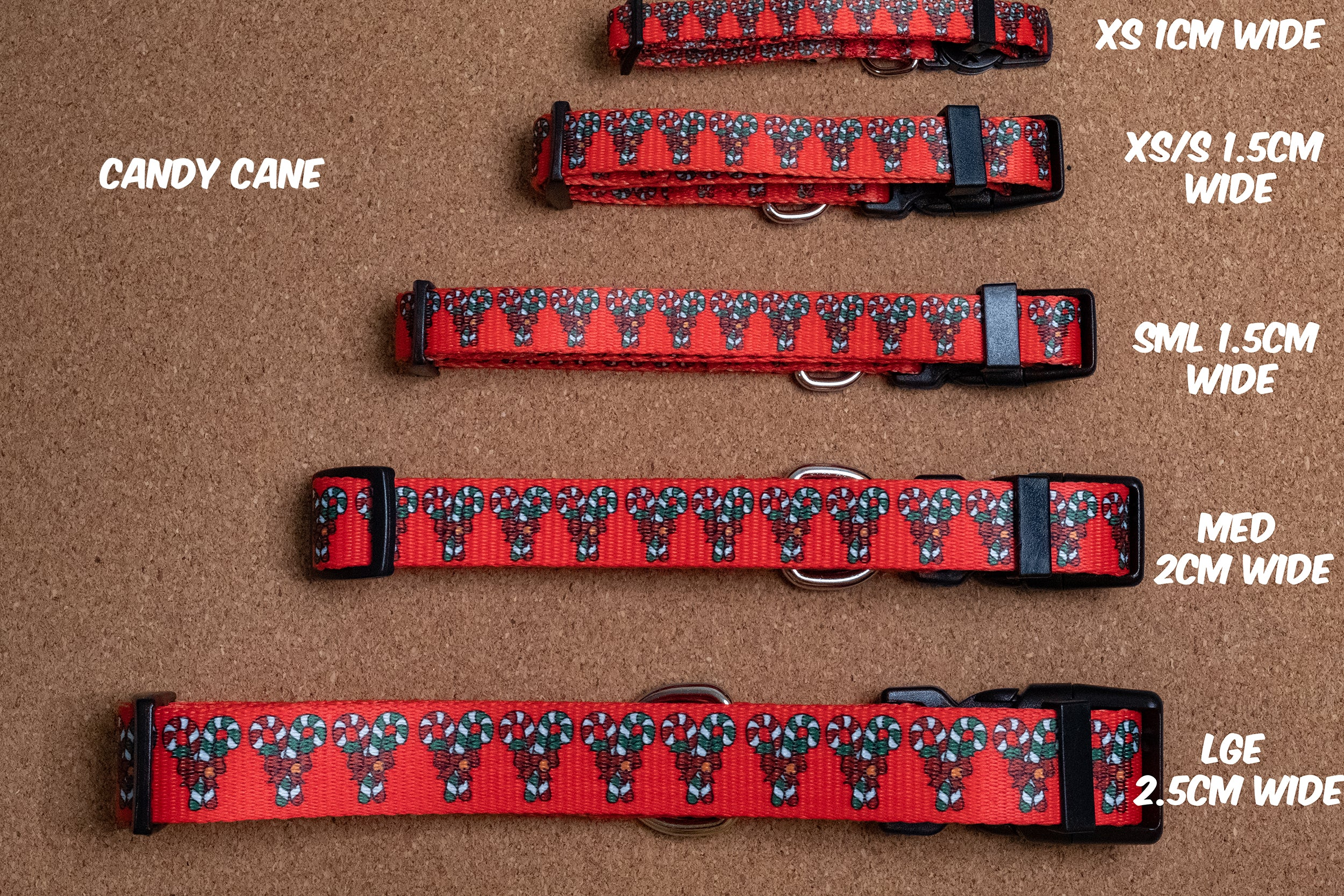Large Christmas Box (Value $88.95)-Dog Collar-Dizzy Dog Collars