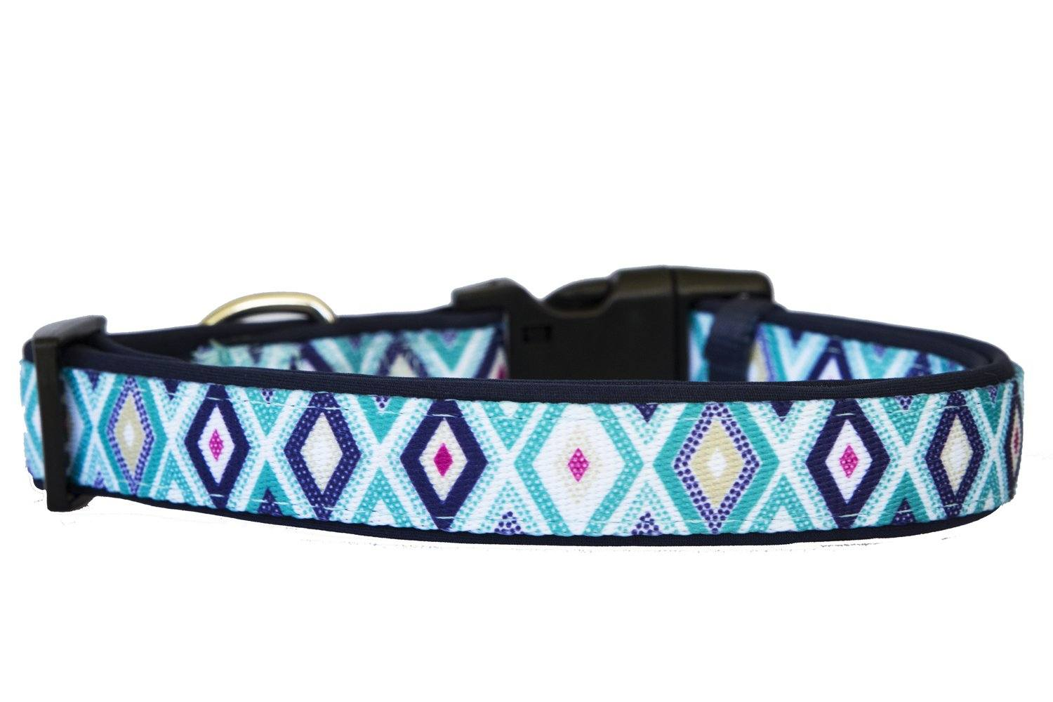 Jewel Dog Collar & (Detachable) Bow Tie-Dog Collar-Dizzy Dog Collars-Small-Dizzy Dog Collars