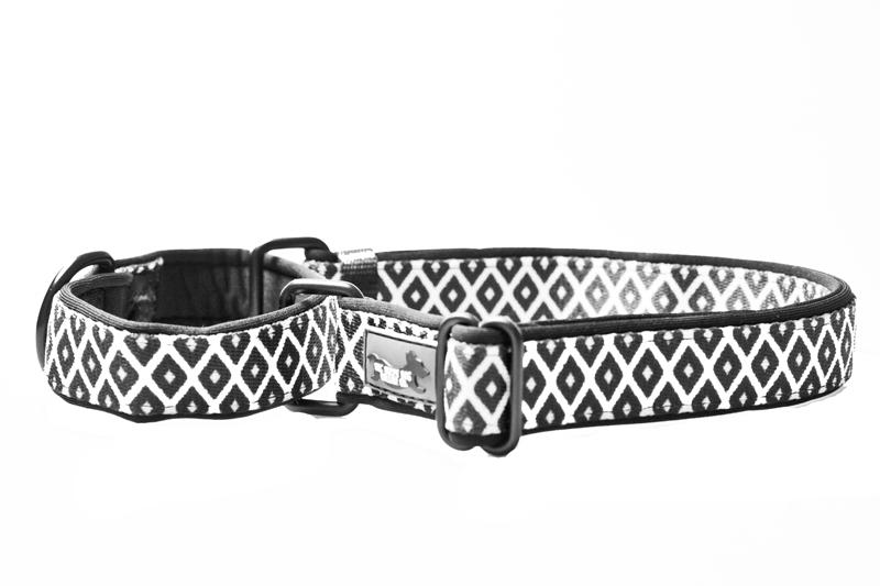 Martingale Dog Collar - Coopers Classic-Dog Collar-Dizzy Dog Collars-Small-Dizzy Dog Collars