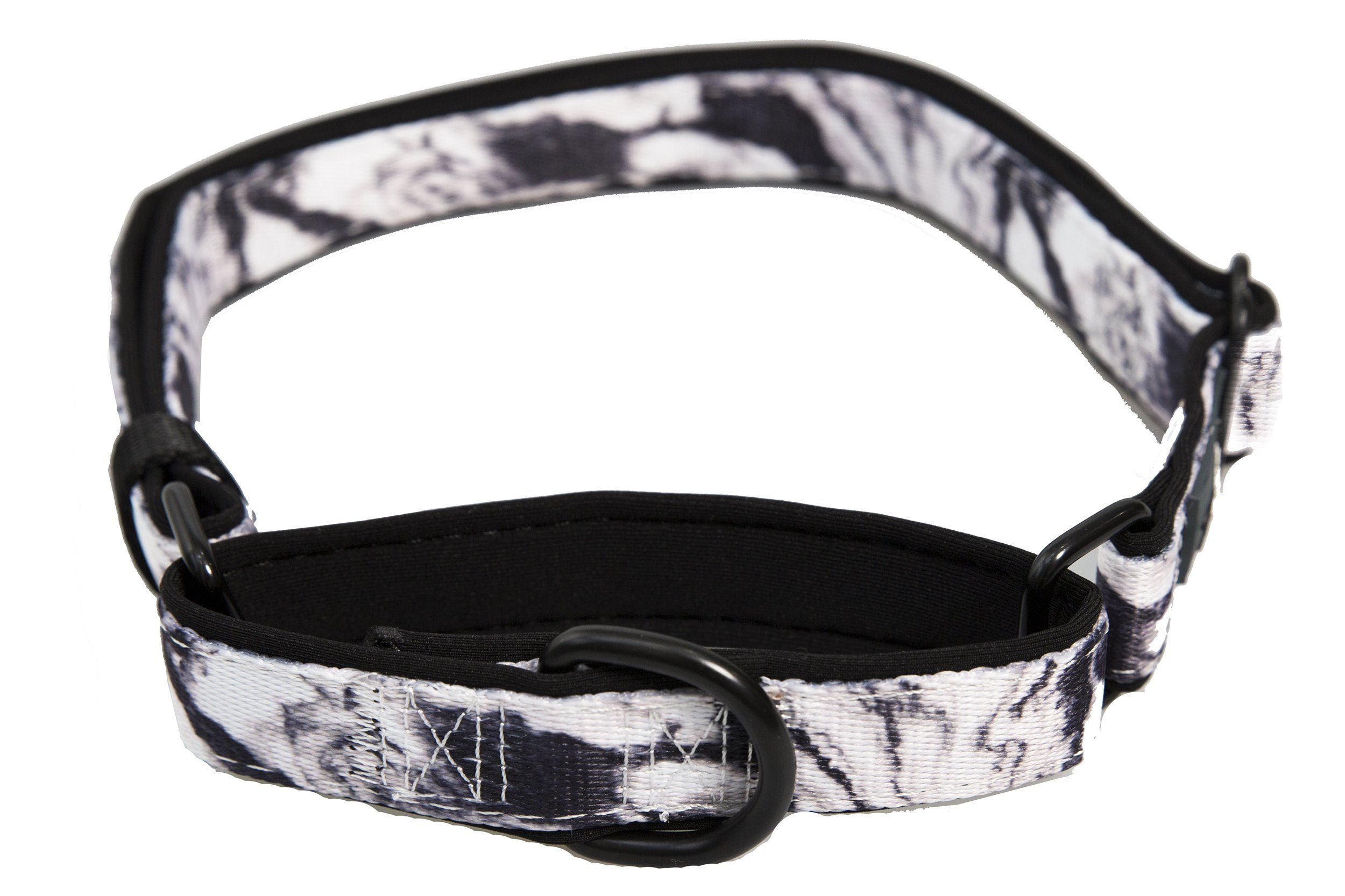 "Martingale Dog Collar - Marble-Dog Collar-Dizzy Dog Collars-Small 1"" Wide-Dizzy Dog Collars"