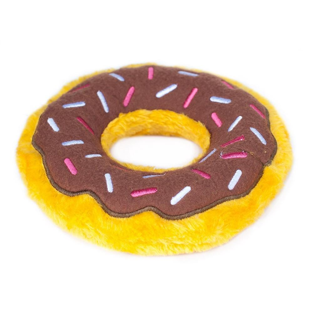 Donutz - Chocolate-Dizzy Dog Collars-Dizzy Dog Collars
