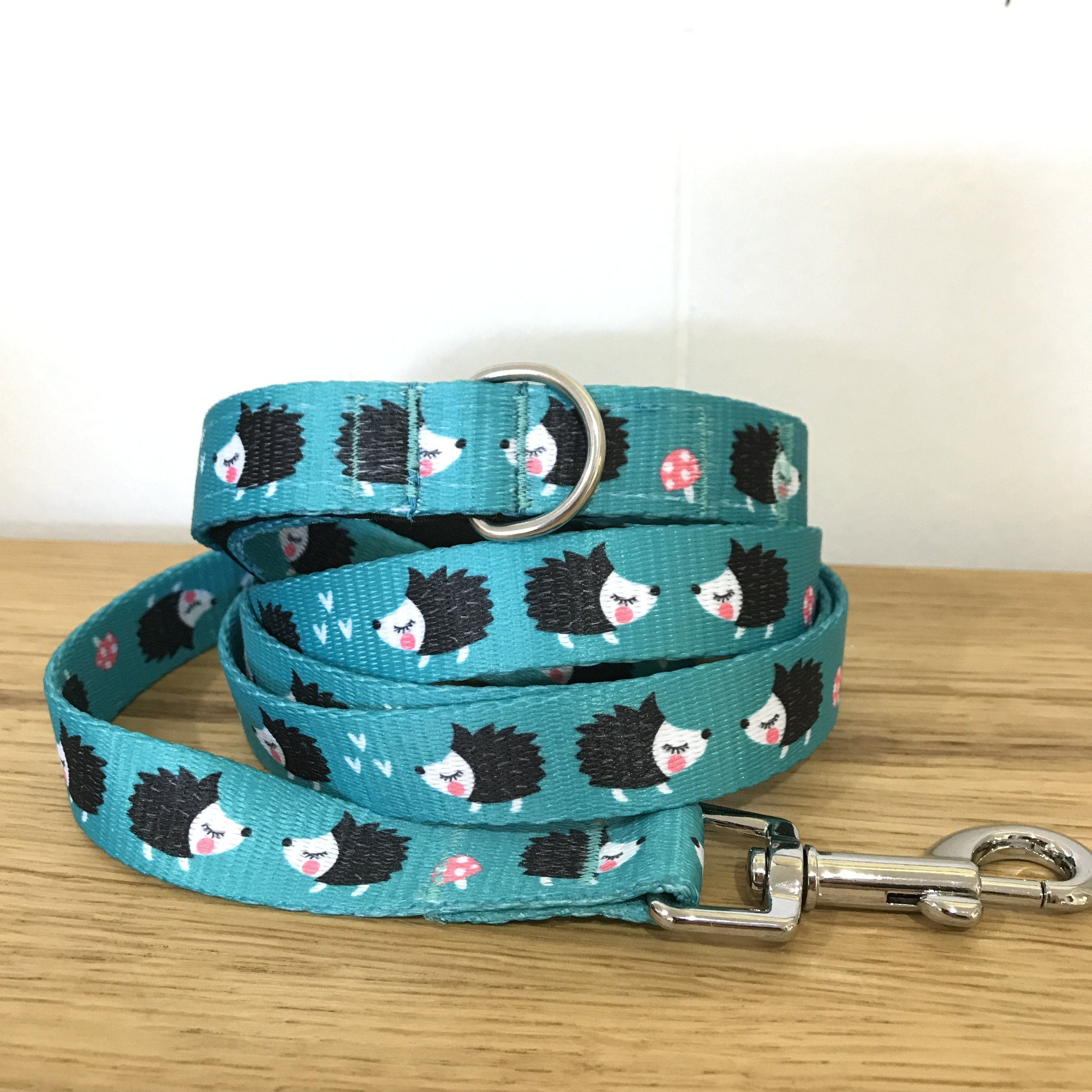 Eric the Echidna Dog Leash-Dizzy Dog Collars-Dizzy Dog Collars