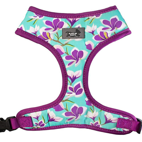 DOG HARNESS - Frangipani - Standard Dog Harness (Premade)
