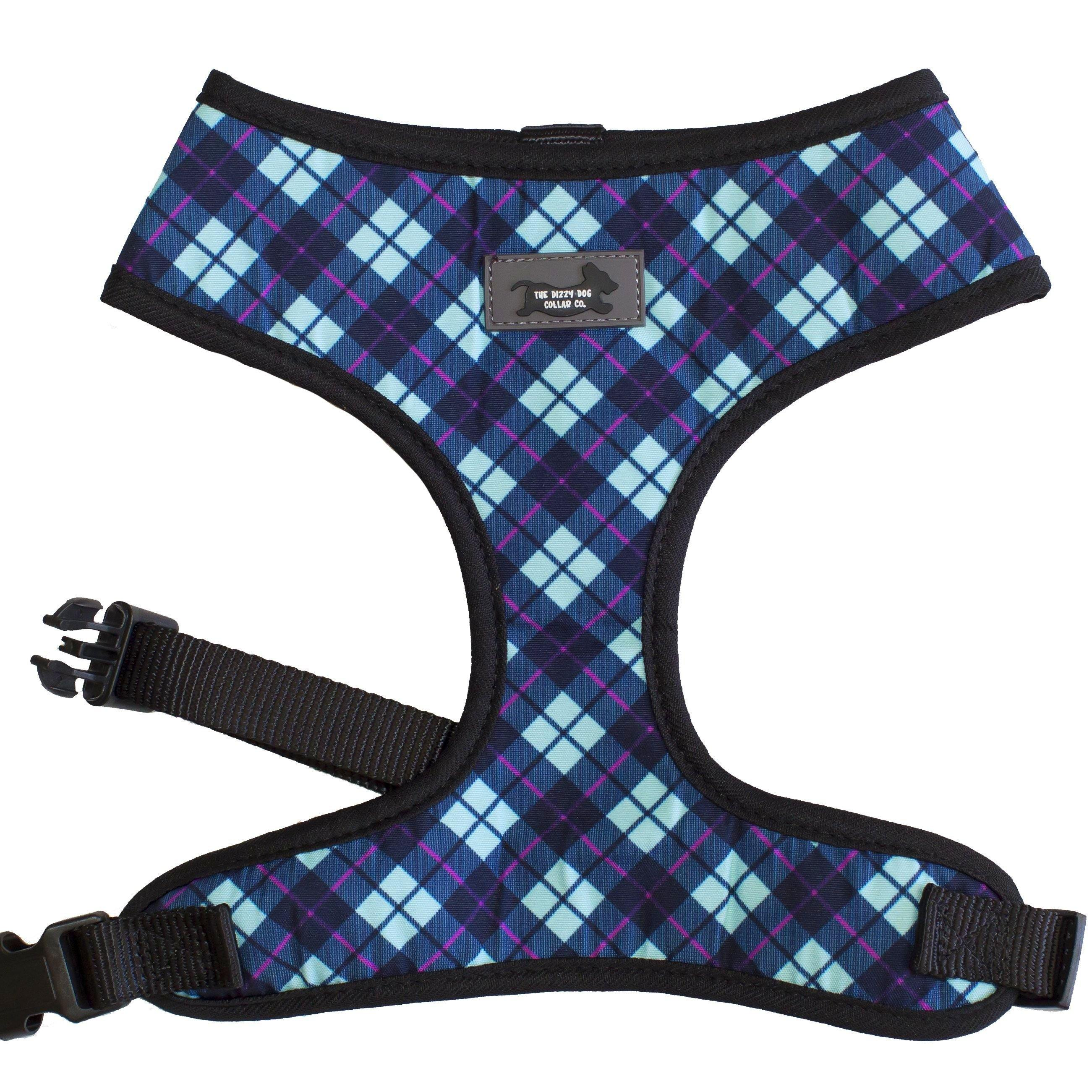 The Brampton- Standard Dog Harness - SEE DESCRIPTION-Dizzy Dog Collars-Dizzy Dog Collars