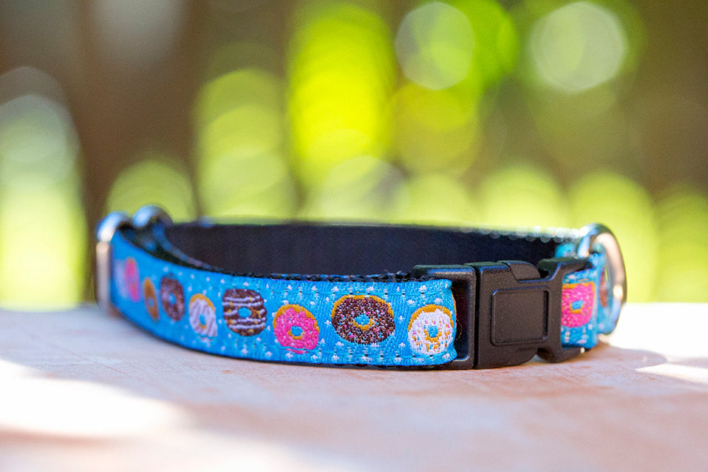 Donut Cat Collar /Donut Toy Breed Dog Collar