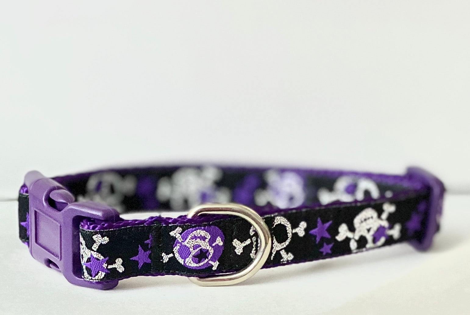 Small/Medium Collar - SALE (2cm Wide)-Dizzy Dog Collars