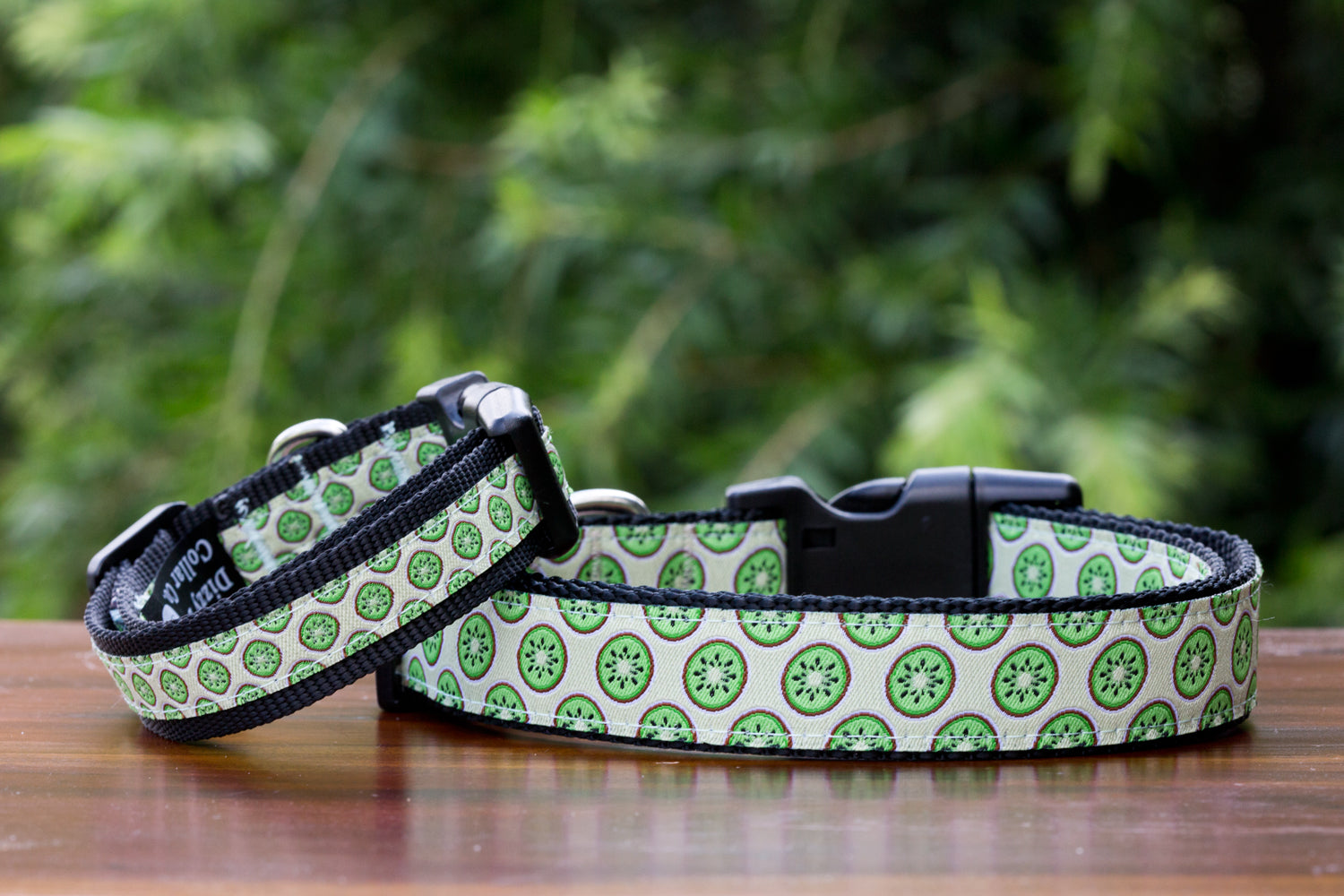 Kiwifruit Dog Collar / XS-XL