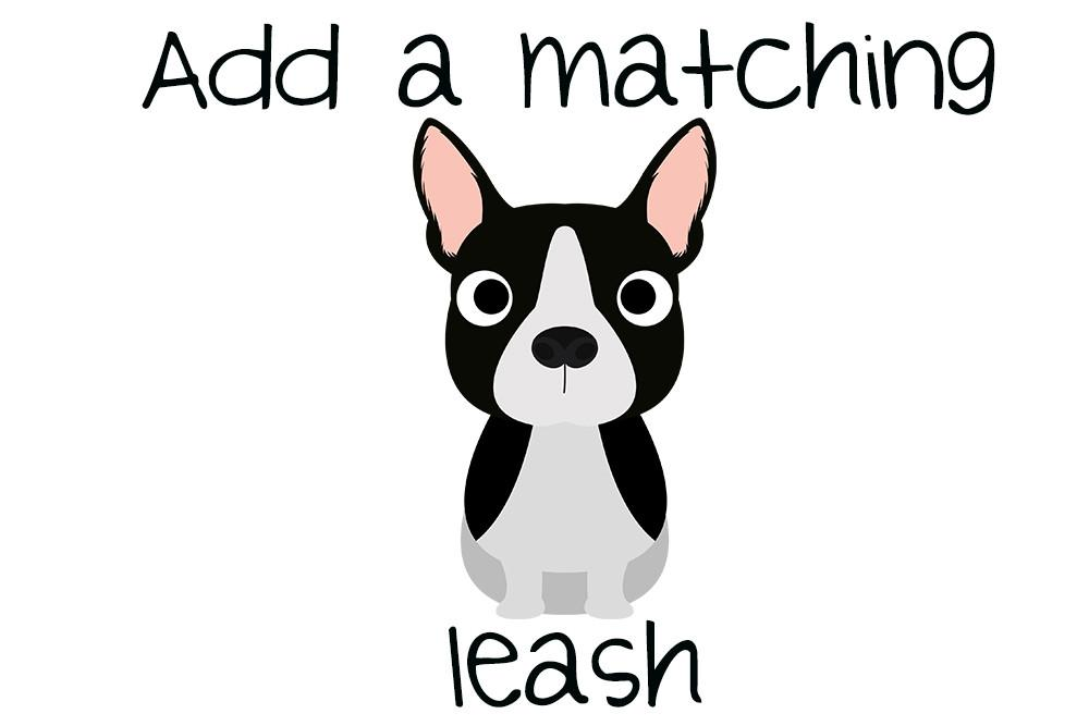 Add a Matching Leash-Dizzy Dog Collars-Dizzy Dog Collars
