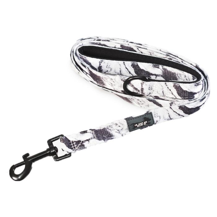marble dog leash