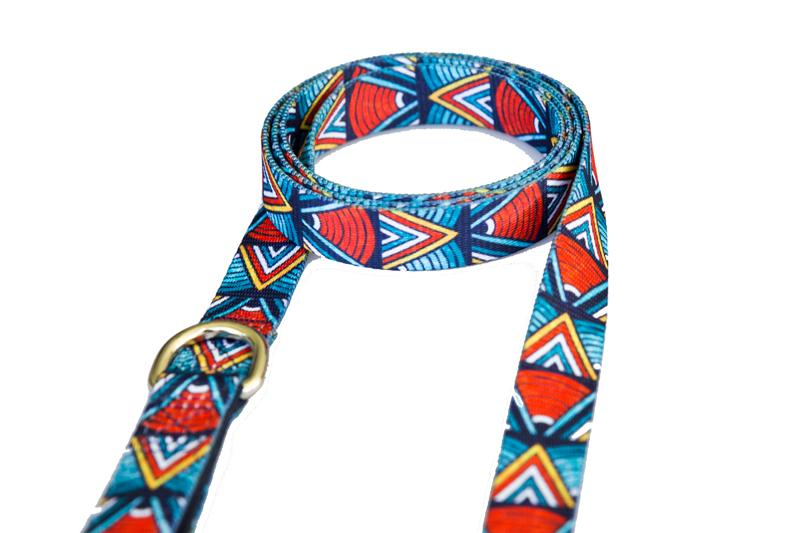 Okapi - Dog Leash-Dizzy Dog Collars-Dizzy Dog Collars
